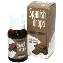 SPANISH DROPS CHOCOLATE...