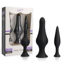 SPIRIT TRAINING ANAL PLUGS...