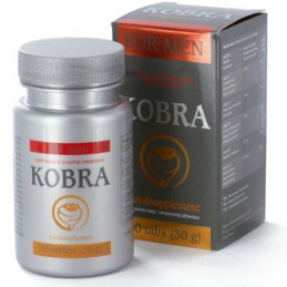 KOBRA FOR MEN POTENCIADOR...