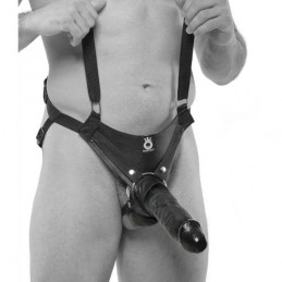 KING COCK HOLLOW STRAP-ON...
