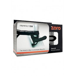 ZORO PERFECT FIT STRAP-ON...