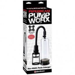 PUMP WORX MAX-WIDTH PENIS...