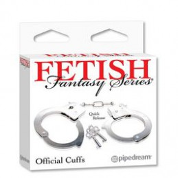 FETISH OFFICIAL HANDCUFFS...