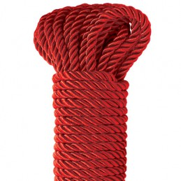 FETISH DELUXE SILK ROPE RED...