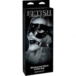 FETISH FANTASY MASK & BALL GAG