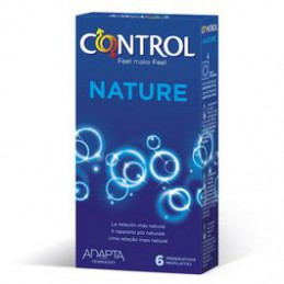CONTROL ADAPTA NATURE 6UDS.