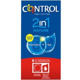 CONTROL 2 IN1 NATURE...