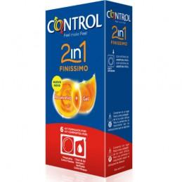 CONTROL 2 IN 1 FINISSIMO...