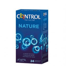 CONTROL NATURE CONDOM 24 UDS.