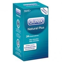 DUREX NATURAL PLUS EXTRA...