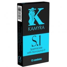 KAMYRA S.1 SPERMICIDE...