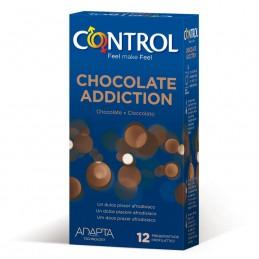 CONTROL CHOCOLATE ADDICTION...