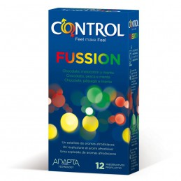 CONTROL FUSSION CONDOM 12...