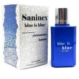 SANINEX BLUE IS BLUE...