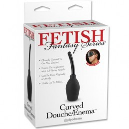FETISH CURVED DOUCHE/ENEMA
