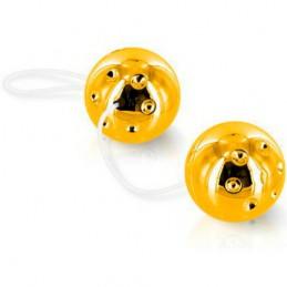 GOLD BALLS BOLAS CHINAS...