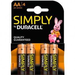 SIMPLY DURACELL BATTERY...