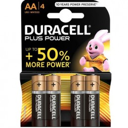 DURACELL PLUS POWER BATTERY...