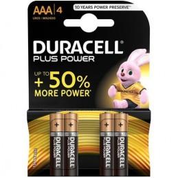 DURACELL PLUS POWER BATTERY...