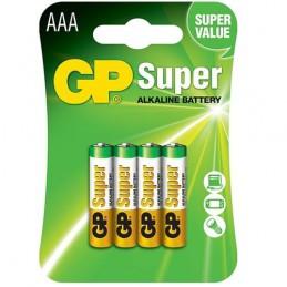 GP SUPER ALKALINE BATTERY...