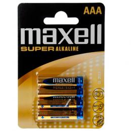 MAXELL SUPER ALKALINE...