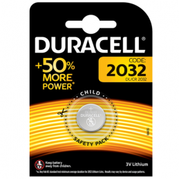 DURACELL MORE POWER BATTERY...