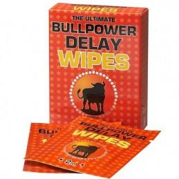 BULL POWER DELAY WIPES 6...
