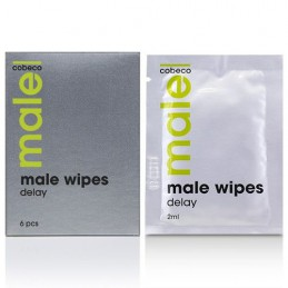 MALE WIPES DELAY 6...