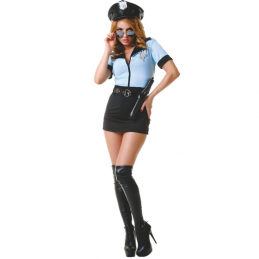 LE FRIVOLE POLICE OFFICER...