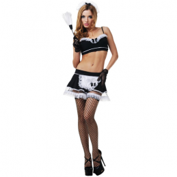 LE FRIVOLE MAID COSTUME SET...