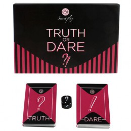 TRUTH OR DARE ?! GAME JUEGO...