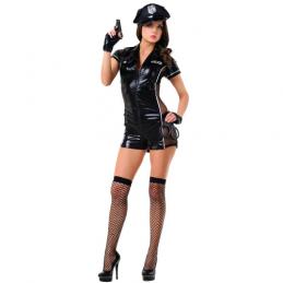 LE FRIVOLE POLICE WOMAN...